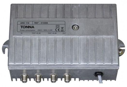 Pose installation d 39 antenne - Amplificateur signal tv ...
