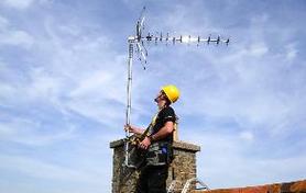 installation depannage antenne satellite